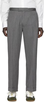 Loewe Grey William De Morgan Cuffed Trousers