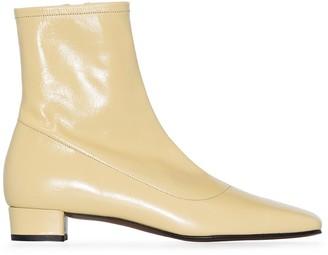 BY FAR Este 30mm ankle boots