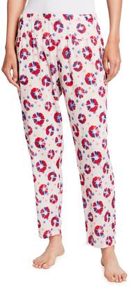 XiRENA Payton Shibori Printed Gauze Lounge Pants