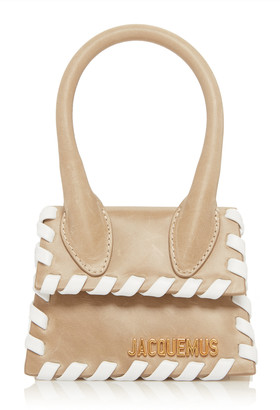 Jacquemus Le Chiquito Leather Top Handle Bag