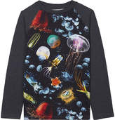 Molo Remmington jellyfish cotton top 4-12 years