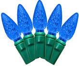 Winterland Blue & Green 35-Bulb Large LED Light String