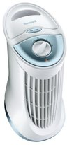 Honeywell QuietClean Compact Tower Air Purifier with Permanent Filter, HFD-010