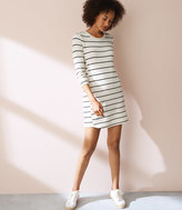 LOFT Lou & Grey Striped Signaturesoft Dress