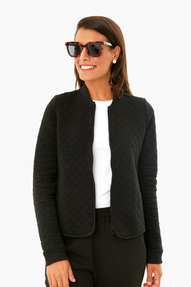 Marine Layer Mya Quilted Swing Bomber
