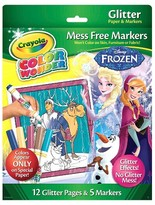 Crayola Frozen Glitter Color Wonder