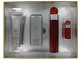 Perry Ellis Gift Set 360 Red By