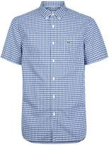 Lacoste Men's Woven Shirt With Pocket