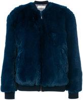 Golden Goose Deluxe Brand Amanda bomber jacket - women - Polyester/Cupro/Viscose - XS