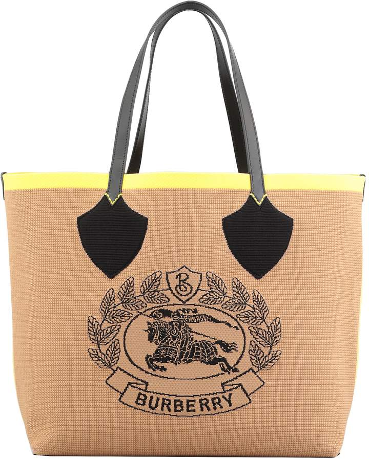 1910ddbdb Burberry Giant Bag - ShopStyle