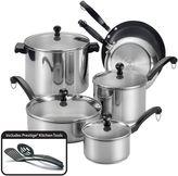 Farberware Classic Series 12-pc. Aluminum Cookware Set