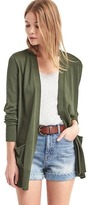 Gap Soft open-front cardigan