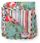 Mackenzie Childs MacKenzie-Childs King Chelsea Garden Duvet Cover
