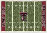 Bed Bath & Beyond Texas Tech University Home Field Rug