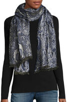 MIXIT CLASSICS Mixit Tapestry Floral Jacquard Day Wrap