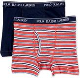 Polo Ralph Lauren Boys' or Little Boys' 2-Pack Boxer Briefs