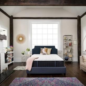 """Stearns & Foster Estate 14"""" Plush Innerspring Mattress Mattress Size: Full"""