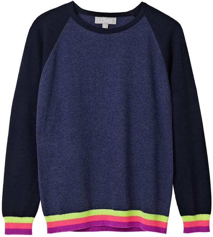 e9cbfd8d9a Neon Pink Cashmere Sweater - ShopStyle UK