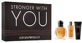 Emporio Armani Stronger With You For Men 50ml Eau de Toilette Fragrance Gift Set