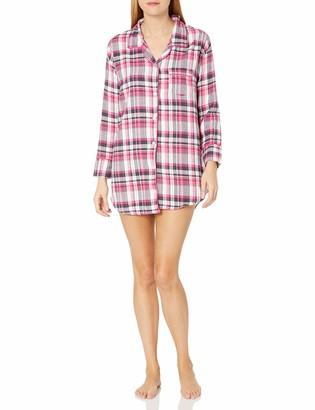 Bottoms Out Women's Flannel Sleep Shirt