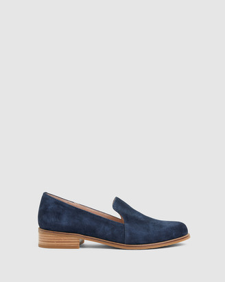 Jane Debster - Women's Blue Loafers - Everest - Size One Size, 36 at The Iconic