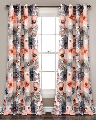 Triangle Home Fashion Leah Room Darkening Window Curtain