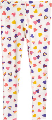 Tucker + Tate Kids' Core Print Leggings
