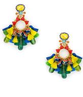Elizabeth Cole Sakura Earrings