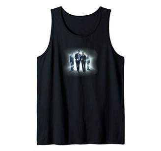 Scully The X-Files Mulder Group Tank Top