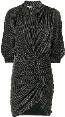 IRO Absalon twisted mini dress