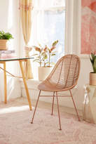 Urban Outfitters Haylee Mono Rattan Chair