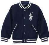 Ralph Lauren Boys 2-7 Varsity Basketball Jacket