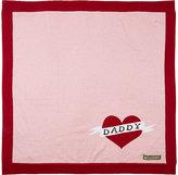 """Amber Hagen Daddy"""" Cotton-Cashmere Baby Blanket"""