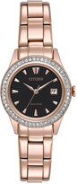 Citizen Women's Silhouette Rose Gold-Tone Stainless Steel Bracelet Watch 29mm FE1123-51E, A Macy's Exclusive Style
