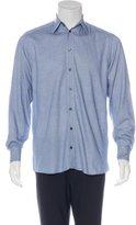 Dolce & Gabbana Geometric Patterned Shirt