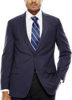 Claiborne Solid Jacket - Classic Fit