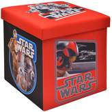 The FHE Group Disney Foldable Storage Ottoman, Star Wars Episode 7