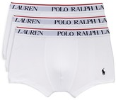 Polo Ralph Lauren Stretch Comfort Boxer Briefs, Pack of 3