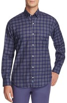Tailorbyrd Porsche Check Classic Fit Button-Down Shirt