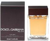 Dolce & Gabbana The One by for Men. Eau De Toilette Spray 1.6-Ounces