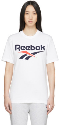 Reebok Classics White Classics Vector T-Shirt