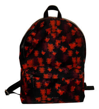 Givenchy Jaw Burgundy Polyester Bags