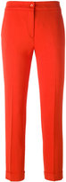 Etro straight-leg trousers - women - Spandex/Elastane/Acetate/Viscose - 40