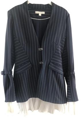 Jonathan Simkhai Blue Jacket for Women