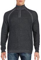 Tailor Vintage Reversible Birdseye Sweater