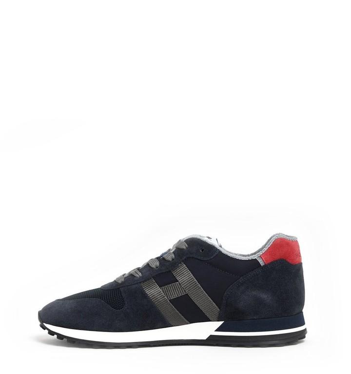Hogan Sneakers H383 Blu - ShopStyle