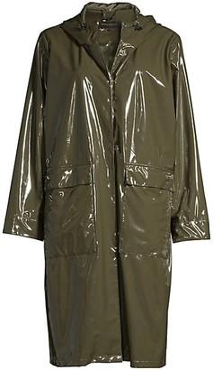 Donna Karan City Slicker Raincoat