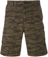 Carhartt camouflage bermudas - men - Cotton - 36