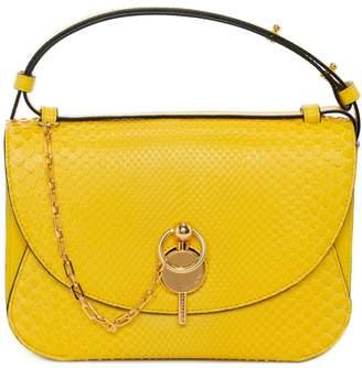 J.W.Anderson Python Daffodil Keyts Bag