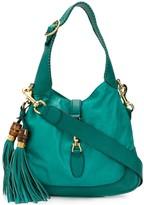 Gucci Pre Owned 2000's tassels shoulder bag